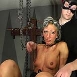 Double make love slave0  fetishnetwork com  a charming slave fearfully suffers her masters lash and two thick dicks. FetishNetwork.com - A nice slave fearfully suffers her masters lash and two thick dicks