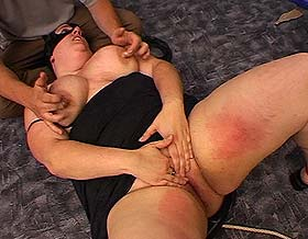 Fat girl abused0  fetishnetwork com  chubby fucker endured molest and pain. FetishNetwork.com - Chubby fucker endured tormented and pain