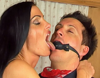 Ski bunny bitches0  fetishnetwork com  a pair of merciless dominatrixes capture their prey and have their way. FetishNetwork.com - A pair of merciless dominatrixes capture their prey and have their way