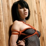 Bondage babe ava0  fetishnetwork com  soft exciting ava is bound in the backyard. FetishNetwork.com - Soft horny Ava is bound in the backyard
