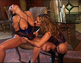 Jewell marceau and ruby richards2  fetishnetwork com  check out this hot boot licking and nipple clamping adventure complete with wet pussy licking and deep dildo penetrations. FetishNetwork.com - Check out this hot boot licking and nipple clamping adventure complete with wet cunt licking and deep dildo penetrations