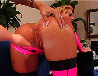 Bridgette kerkove and shay sights2  fetishnetwork com  this adorable lesbian couple knows how to enjoy latex and bizarre toys in the right way. FetishNetwork.com - This adorable lesbian couple knows how to enjoy latex and bizarre toys in the right way