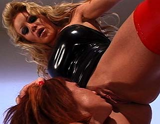 Busty kinky lesbians2  fetishnetwork com  smoking hot pornstars in scintillating boot licking and rough dildo make love action. FetishNetwork.com - Smoking hot Pornstars in scintillating boot licking and cruel dildo have intercourse action