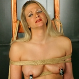 Tortured chair0  fetishnetwork com  horny kaitlynns nipples are throbbing in pain as she is forced to take a huge rubber dick. FetishNetwork.com - lustful Kaitlynns nipples are throbbing in pain as she is forced to take a huge rubber cock