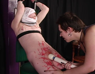 The mummy0  fetishnetwork com  madison is wrapped like a mummy to disorient her during the torture. FetishNetwork.com - Madison is wrapped like a mummy to disorient her during the molested
