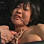 Writhing beauty2  japanese bondage slave struggles to get free. Japanese bondage slave struggles to get free