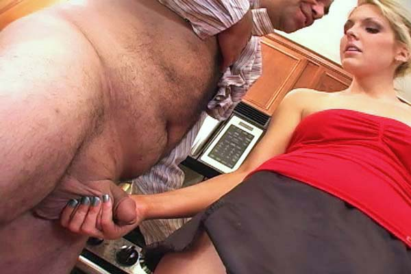 Eager cbt indulgence0. Shayne Ryder is happy to indulge her boyfriends dick abuse fantasies