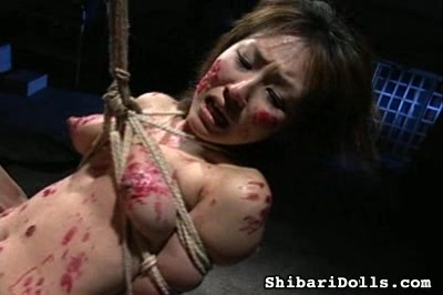 Please the new master. After a Japanese slave girl passes to a new master she must submit to his most degenerate fantasies