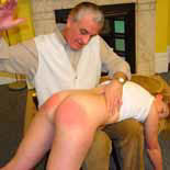 Wicked daughter1. Wild Child gets sever spanking punishment