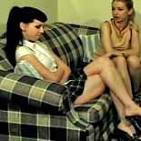 Difficult lesson1  bitchy teen princess learns her stepmother is to be feared and respected. Bitchy teen princess learns her stepmother is to be feared and respected