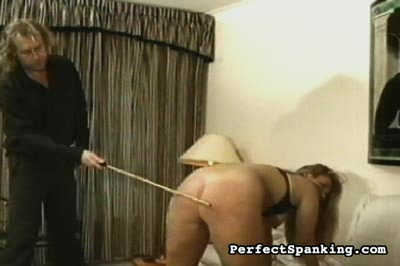 Hot otk2  two babes get their luscious bottoms spank and caned. Two babes get their luscious bottoms slap and caned
