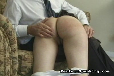 Grandpas discipline0. Pervy granddad loves spanking his naughty little girl