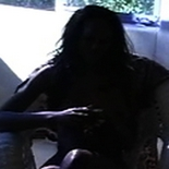 Shivering dusk0  a horny ebony goddess desires play with silky nylon and smooth cold ice. A excited ebony goddess desires play with silky nylon and smooth cold ice