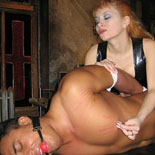 Submit to mistress lolita  wicked little lolita dominates her man slave. Wicked Little Lolita dominates her man slave