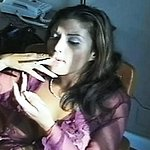 Nice vanessa smokes a penish. Vanessa is hot and nasty and ready to give you an intense smoking cock sucking