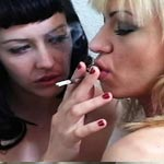 Smoking nubile bodies0   mary jane and frankie enjoy each others naked bodies as they exhale clouds of smoke.  Mary Jane and Frankie enjoy each others naked bodies as they exhale clouds of smoke
