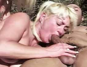 Sex crazed grannies0  these blonde grannies get their saggy pussies destroyed andtheir wrinkled mouths pumped full of cumshot. These blonde grannies get their saggy pussies destroyed andTheir wrinkled mouths pumped full of cumshot