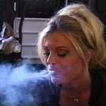 Smoke and cock 2. Brooke loves the tasting smoke and penish in her mouth at the same time