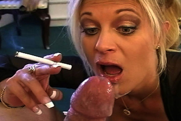 Smoker opens wide 0   brookes lover cums in her smoke filled mouth.  BrookeÕs lover cums in her smoke filled mouth