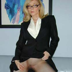 Nina hartley alltime milf of the year every year0. In conservative clothes  from the waist up and only pantyhose from the waist down, Nina is quite a sight. But then, Nina is ALWAYS quite a sight!