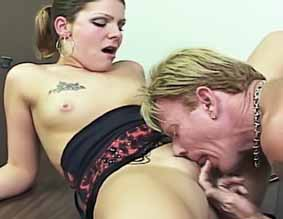 Lascivious mature 3some0  lascivious housewife on her knees suc dick and pound her hot wet holes. Libidinous housewife on her knees give suck dick and pound her hot wet holes