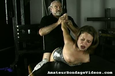 Dungeon disciplinea dungeonmaster fucks a bound slave and then facefucks her