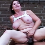 Bitchy landlady0  this old broad gets her leathery pussy pounded and then gets a double facial to her voluminous delighting. This old broad gets her leathery cunt pounded and then gets a double facial to her great delighting