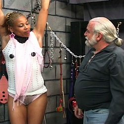 Passion and pain4. Pbootyion experiences first hand what happens when you disobey Master Len in this hot booty BDSM film.