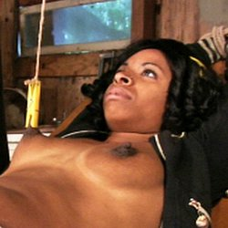 Extreme nipple torment2  goldie gets her nipples wrenched around in this hot bondage gallery. Goldie Gets her Nipples wrenched around in this hot bondage gallery