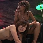 All girl japanese pissing party0. Japanese slaves get abused and pissed on by their laughing mistresses
