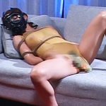 Voluminous breasted asian fetish slut12. Big tits - vibrators - gas masks - and more!