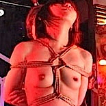 Total domination4. Terrified captive is bound