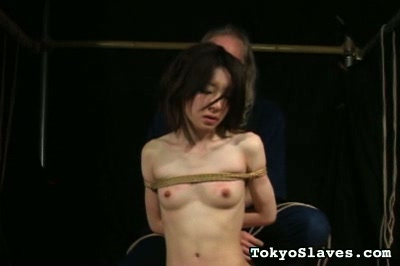 Helpless pussy10. Her pussylips are clothespinned and then a dildo is thrust inside her. At last Steve releases her from her bonds