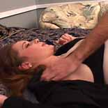 Dangerous redhead1. Fiery redhead coed grinds her ass and pussy into her dates face