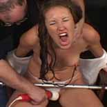 Young jane in pain0  lascivious young jane is restrained and pussy torture before getting burned with hot wax. Horny young Jane is restrained and pussy tortured before getting burned with hot wax