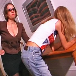 Sexual harassment1  a domestic discipline dunking scene featuring an ice cold kitchen sink. A domestic discipline dunking scene featuring an ice cold kitchen sink