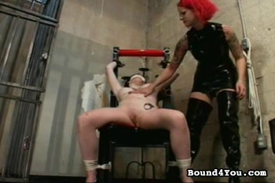 Slut punish massive  no matter how rough mistress is she knows that in the end she is going to get more enjoyment than she has ever had before in her lifetime and that is why she always submits to the pussy tortured and pain. No matter how rough mistress is she knows that in the end she is going to get more delight than she has ever had before in her lifetime and that is why she always submits to the kitty tortured and pain!