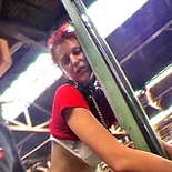 The challenge. Pair of Redheads are chained and gagged rough