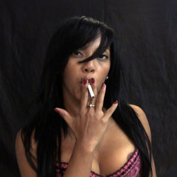 Marielis works as a dancer. Marielis works as a dancer, and although she has smoked forever, she has never made a video specifically devoted to smoking erotica.