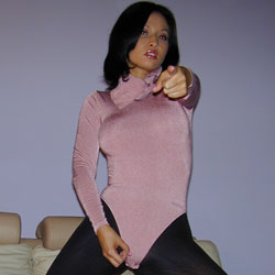 Jo instructor that humiliates small cocks  lana towers over you in a bodysuit and black cotton tights and belittles you about your gorgeous cock. Lana towers over you in a bodysuit and black cotton tights and belittles you about your petite dick.