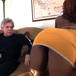 Hairy ebony pussy. It is pure ebony facesitting fun and it features Vita Valentine, one of the sexiest and most curvaceous ebony stars in the game, sporting an insane pair of golden boots and a pussy that is just hairy enough to make things extra spicy.