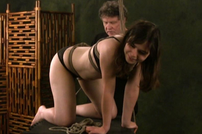 Maya top bondage video. He never knows what is going to happen next and that is making her even hornier and ready to reach an intense orgasm.
