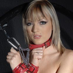 Penelope s peril. Caught in her master's dungeon, Penelope is in for a night of debauchery at the hands of her keeper.