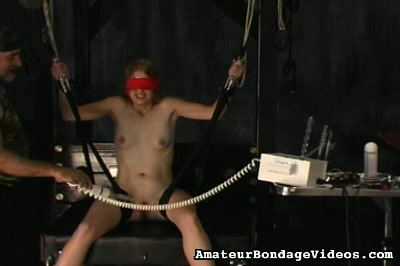 Nasty danielle punish. It is amazing how deep she can take all the dildos and all kinds of BDSM devices up her nasty slippery snatch