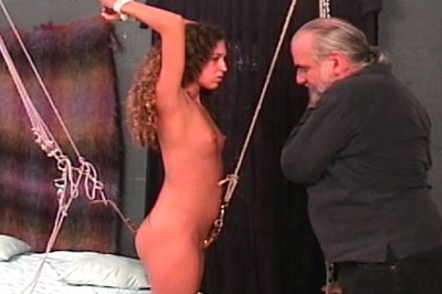 Hot emma tied up. He knew that it is only a matter of time when she is going to cumshot one more time and even squirt all over the place.