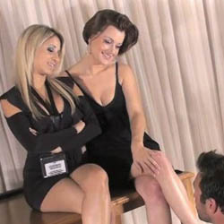 She shows off her slave to a friend 40  two delicate girlfriends are together for some coffee a chat and to exchange their experiences especially in the realm of bdsm fun. Two delicious girlfriends are together for some coffee, a chat and to exchange their experiences, especially in the realm of BDSM fun.