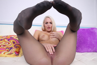 Lovely reason to jerk off 73. Her long legs push him over the edge. The way she bends over and reaches for her pussy is more than a lovely reason to jerk off.