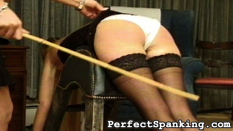 Caning competition 46. Have you ever heard of a caning competition? Well, the best way to be enlightened is to watch this spanking video.