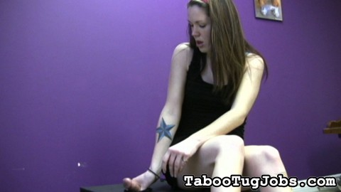 Cock jerking nicole 6. Nicole loves jerking cock. She does give an amazing hand job. But she likes to be creative with her tug jobs.