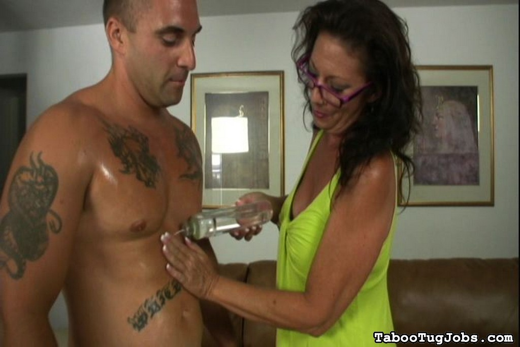 Seeking personal trainer 24. We keep getting emails about the lascivious cougar, Mrs. Sullivan. We found another clip you'll love. Mrs. Sullivan is looking for a personal trainer.